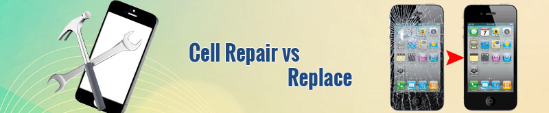 Cell Repair vs Replace