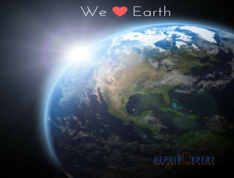 We Love Mother Earth , Earth Day @)17
