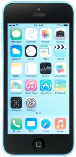 Picture of iPhone 5C