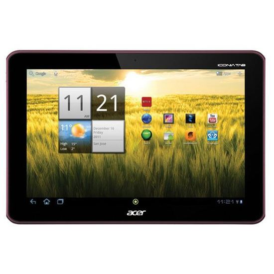 Acer Iconia A200 Tablet