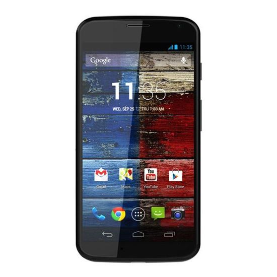 Picture of Motorola Moto X Cell Phone Screen Repairs