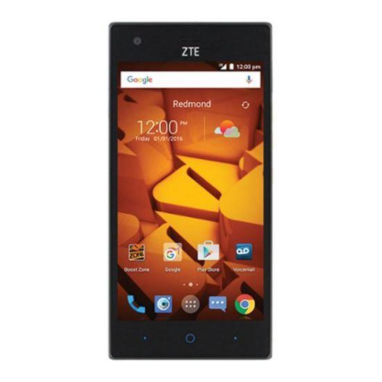 Picture of ZTE Warp N860 Cell Phone Screen Repair