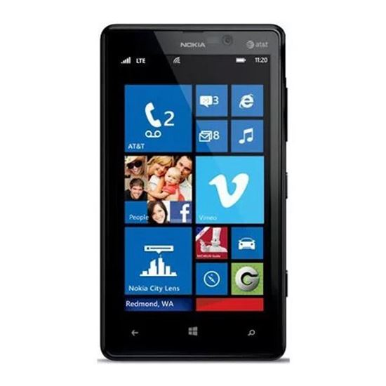 Picture of Nokia Lumia 820 Cell Phone Screen Repair