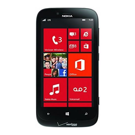 Picture of Nokia Lumia 822 Cell Phone Screen Repair