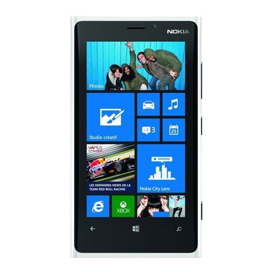 Picture of Nokia Lumia 920 Cell Phone Screen Repair