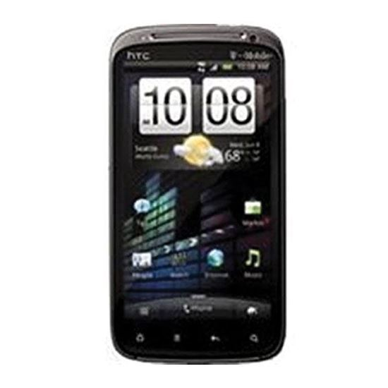Picture of HTC Amaze cell Phone Screen Repair